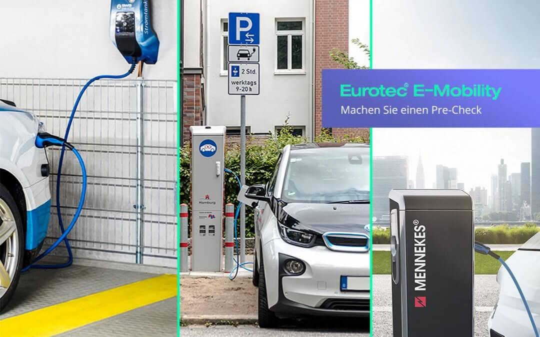 Laden Sie Ihr Elektroauto mit der passenden Ladestation!