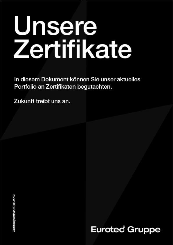 Zertifikatportfolio_Cover